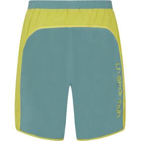 La Sportiva Sudden Shorts Men, pine/kiwi